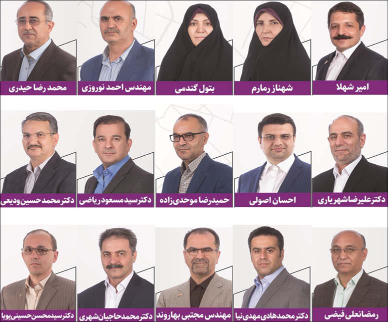 پیروزی اصلاح طلبان در انتخابات شورای شهر مشهد